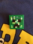 Minecraft - Creeper en broche (1´50 €)