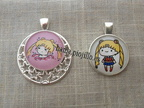 Sailor Moon 03 (6 € base lisa / 7 € base estrellas)
